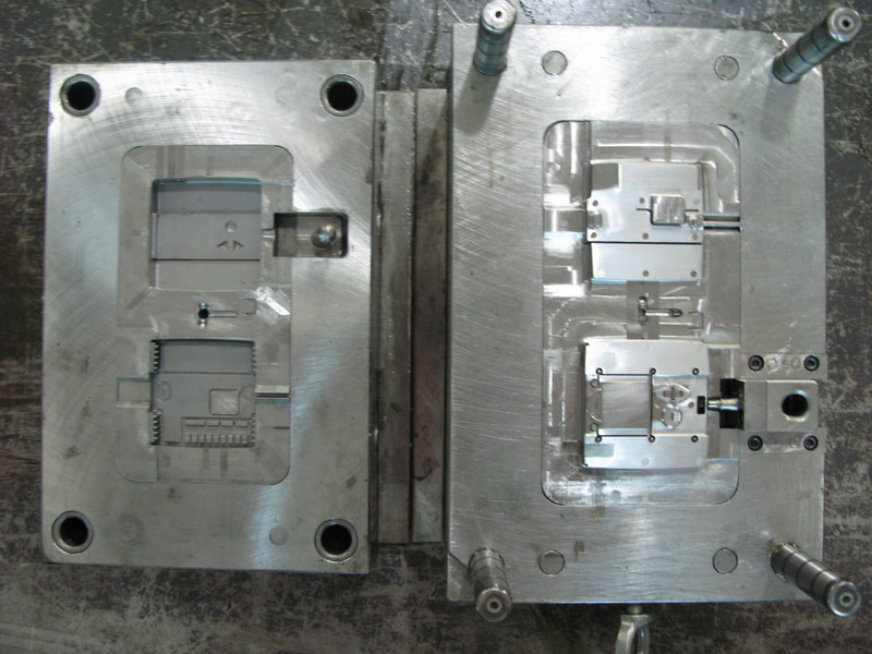 Plastic Injection Moulds 001