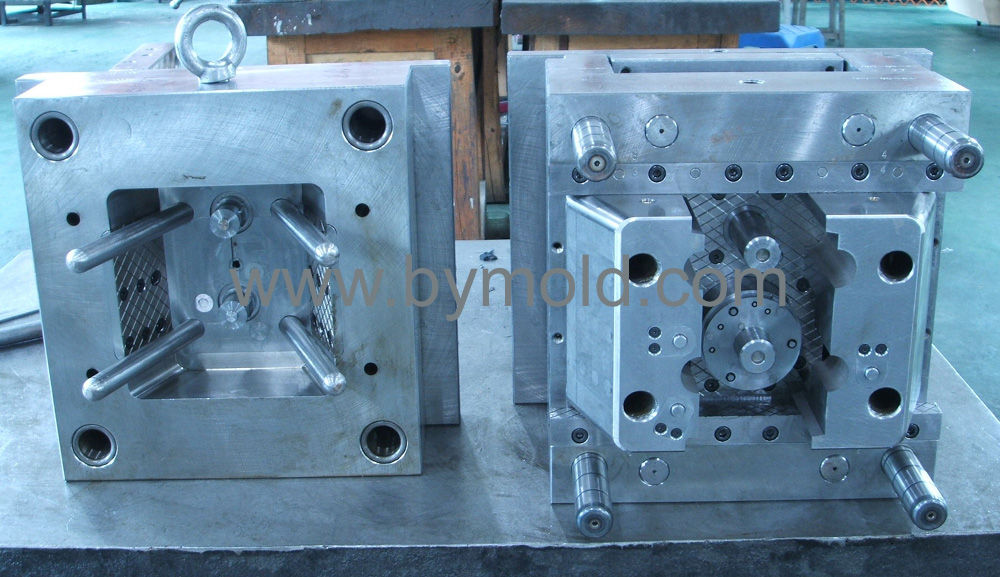 Plastic Injection Moulds 002