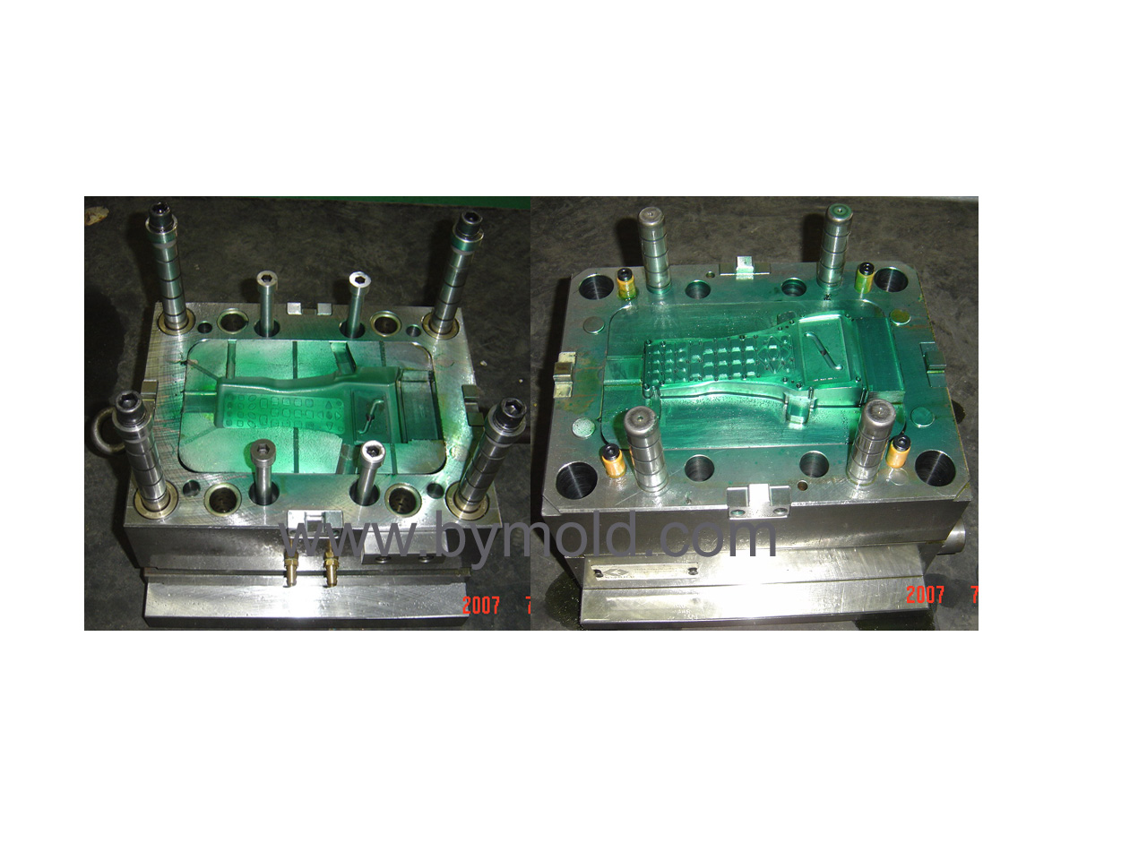 Plastic Injection Moulds 009